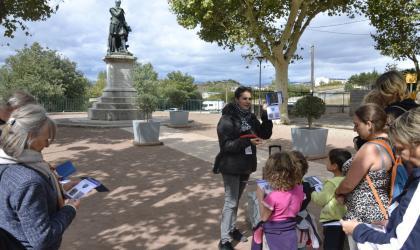 Pays d'art et d'histoire du Vivarais Méridional - Jeux en famille