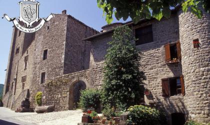 Amis du Vieux Désaignes - Le château médiéval
