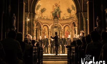 Vochora - Flamenco & Romancero Gitano - Eglise - Mauves - 23ème Festival Vochora