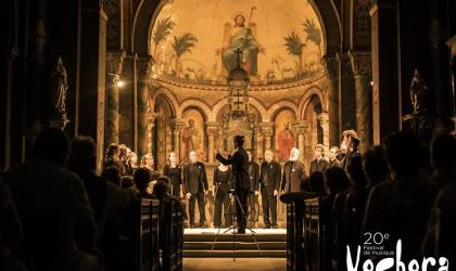 Vochora - Flamenco & Romancero Gitano - Salle Brassens - Tournon sur Rhône - 23ème Festival Vochora