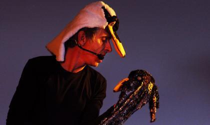 Compagnie Apuka - Spectacle le vilain petit canard_Festival des Humoristes