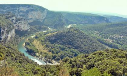 Pont d'arc-Ardèche