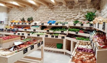 Au marché de Jojo - Légumes
