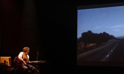 Association du village documentaire - Ciné-concert avec Epervier à Lussas