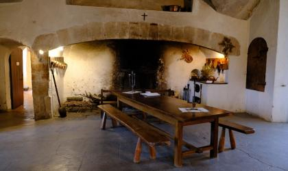Maurice Chabanis - Cuisine médiévale