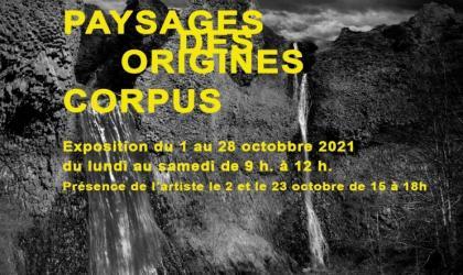 """Mairie de Villeneuve de Berg - Exposition """"Paysages des origines"""" à Villeneuve de Berg"""