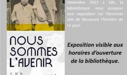 @Bibliothèque de Lamastre - Exposition