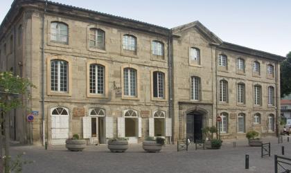 @AH Tourisme - Hôtel de la Tourette