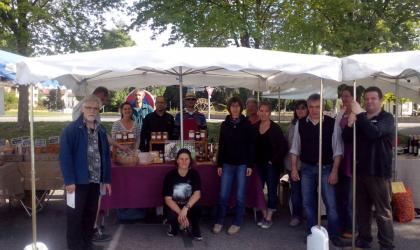 Un brin de marché_Saint Donat - Un brin de marché_Saint Donat