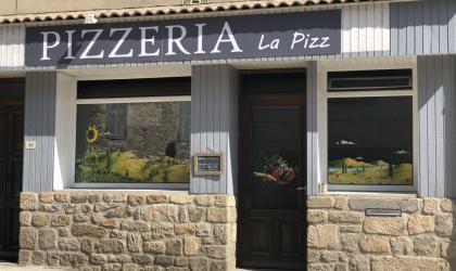 Office de Tourisme du Pays de Lamastre - Pizzeria La Pizz