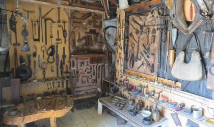 Robert Chassignolle - Petit musée de Poux
