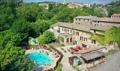 Bienvenue au Camping Moulin d'Onclaire en Ardèche