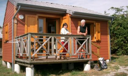Camping Sainte Eulalie