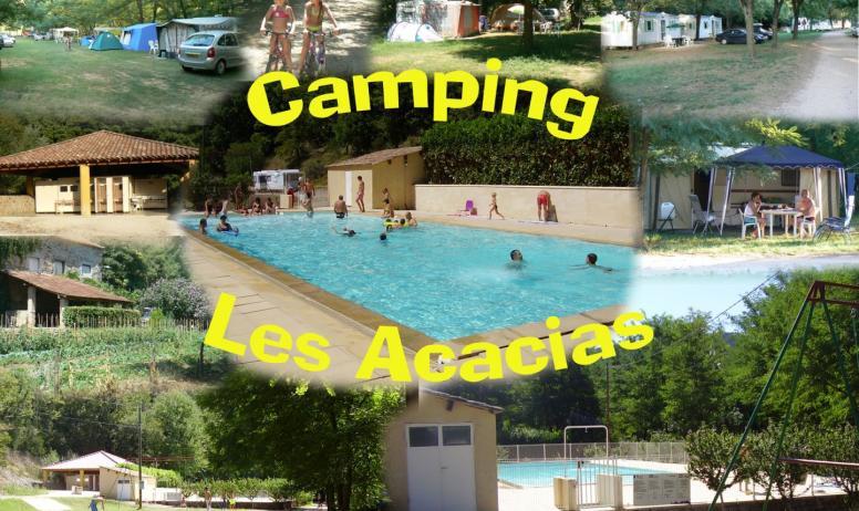 Michel Vannière - Camping Les Acacias à Uzer, en Sud Ardèche