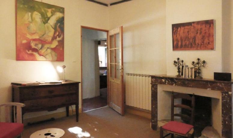 agnes balay - Gite La maison du Courbier à Saint-Montan