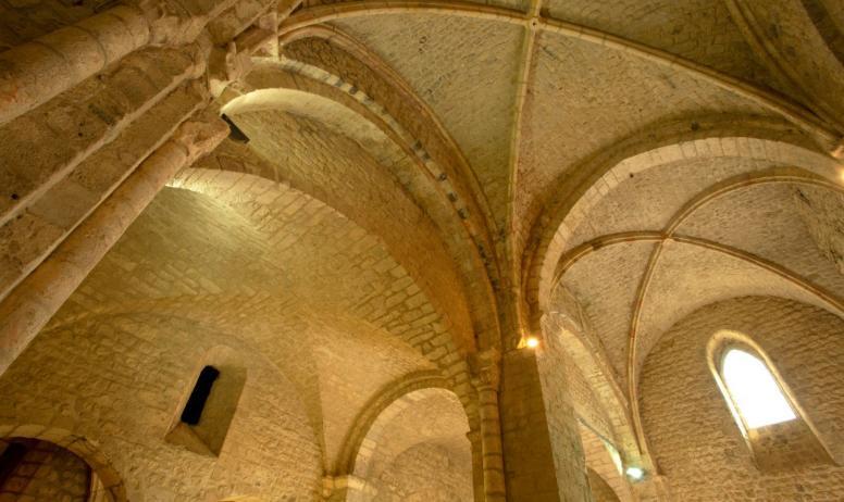©S.BUGNON - Montpezat-sous-Bauzon - Notre Dame de Prévenchères ©S.BUGNON
