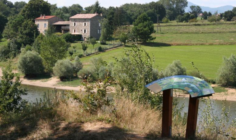 Hermitage Tournonais Tourisme - Lac des Meinettes