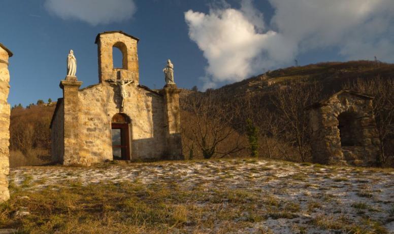 ©S.BUGNON - Montpezat-sous-Bauzon - Chapelle St Roch©S.BUGNON