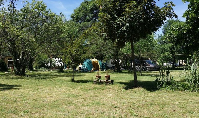 Camping Le Rocheyrol