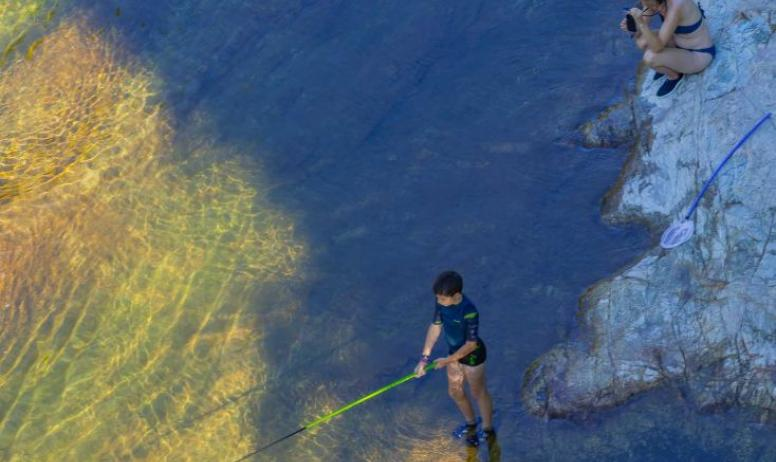 Teyssier maud - pêcheur