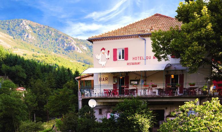 Hotel du Midi - Chez Baratier
