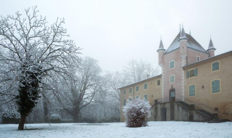 ©S.BUGNON - Jaujac - Château de Rochemure - Maison du Parc-2 ©S.BUGNON
