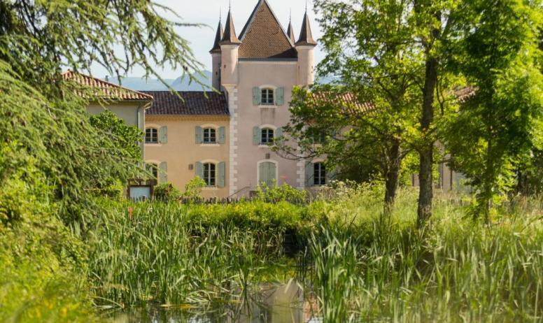 ©S.BUGNON - Jaujac - Château de Rochemure - Maison du Parc ©S.BUGNON