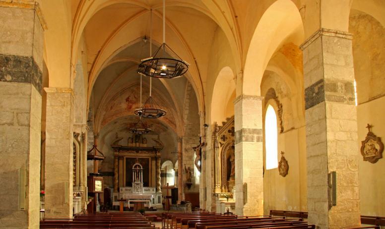 © M.Rissoan-ADT07 - Eglise St Pierre aux liens