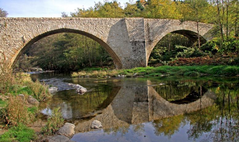 Rissoan - Pont du Roi - Boucieu le Roi