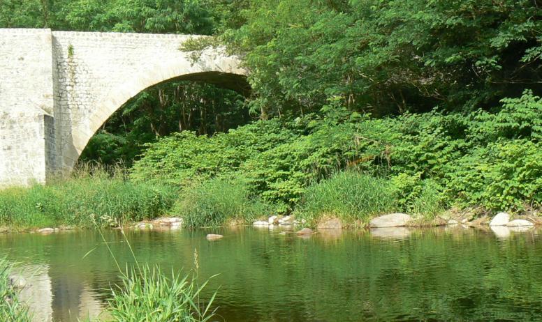 Hermitage Tournonais Tourisme - Pont du Roi - Boucieu le Roi