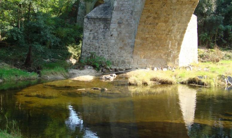Hermitage Touronais Tourisme - Pont du Roi - Boucieu le Roi