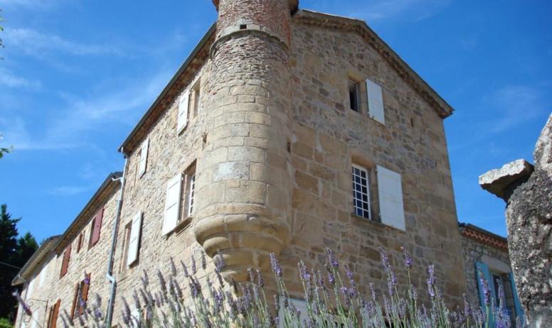 ardèche verte - Maison du Bailli