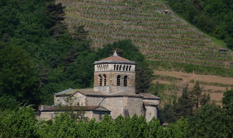 HTT - Eglise romane de Vion