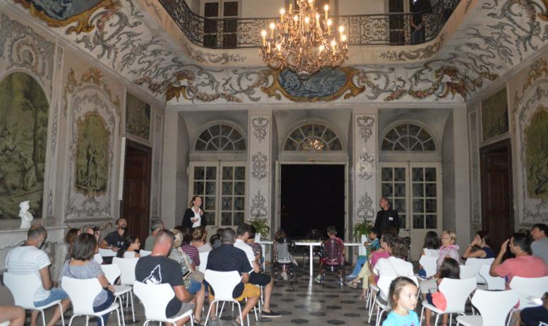 OT Draga - Salle à l'italienne