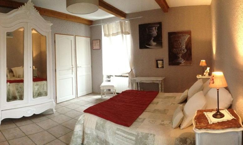 Chambre 2 - Domaine de la Manse