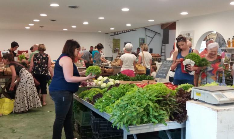 HTT - Les légumes des Iles Férays