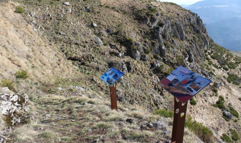 OT Val'Eyrieux - Les coulées basaltiques