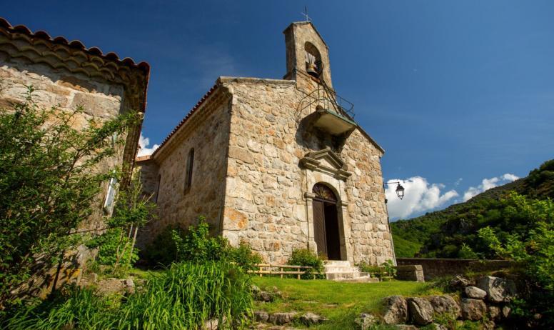 ©S.BUGNON - Péreyres - L'église ©S.BUGNON