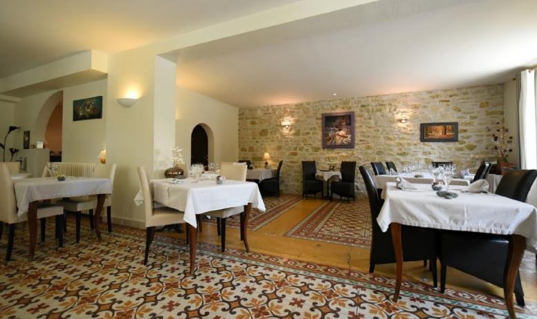 L. Laforce - Salle du restaurant