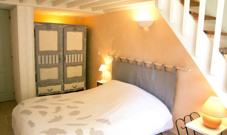 """- La chambre """"Tilleul"""""""
