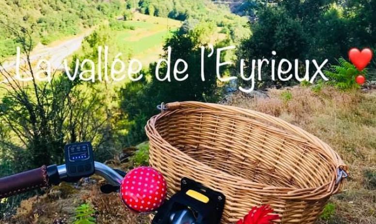 Location vélo : Vallée de l'Eyrieux avec Eyrieux Sport