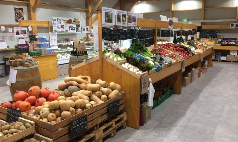 Banc Marielle - Distri'Ferm_Tournon sur Rhône