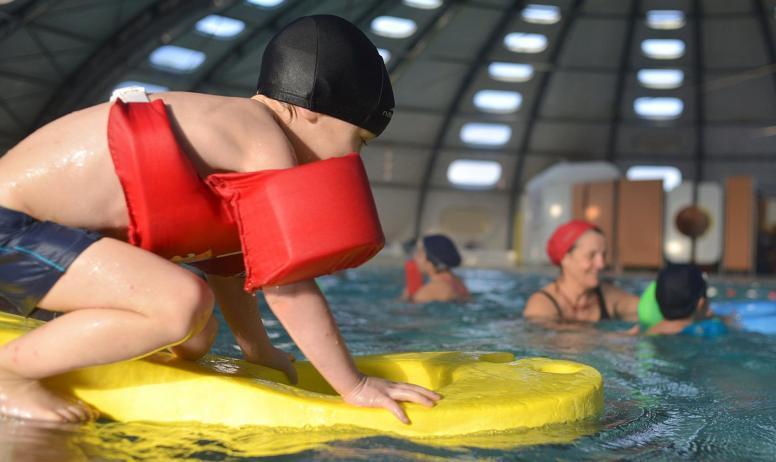 """© Communauté d'agglomération """"Privas Centre Ardèche"""" - Fabrice Demurger - La piscine intercommunale à Beauchastel"""