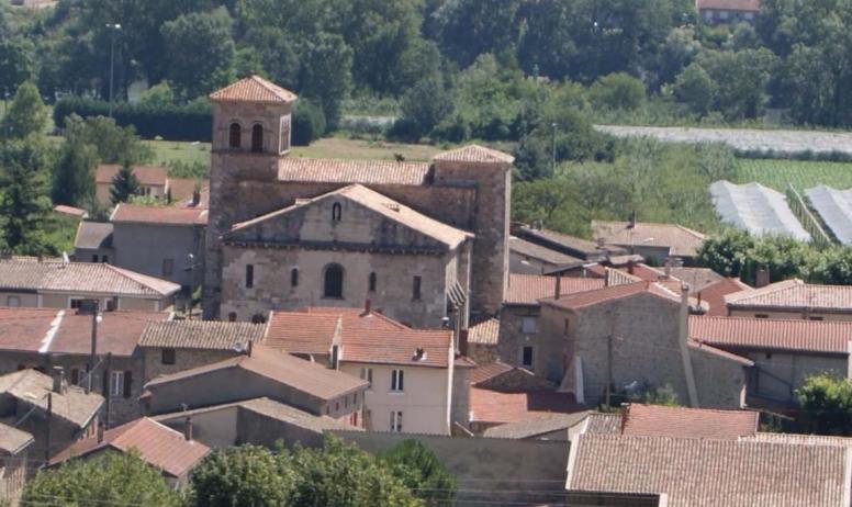 Dimitri SANIAL - Eglise de Champagne