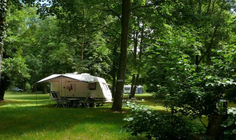 Camping les Falquets_ Charmes sur l'Herbasse - Camping les Falquets_ Charmes sur l'Herbasse