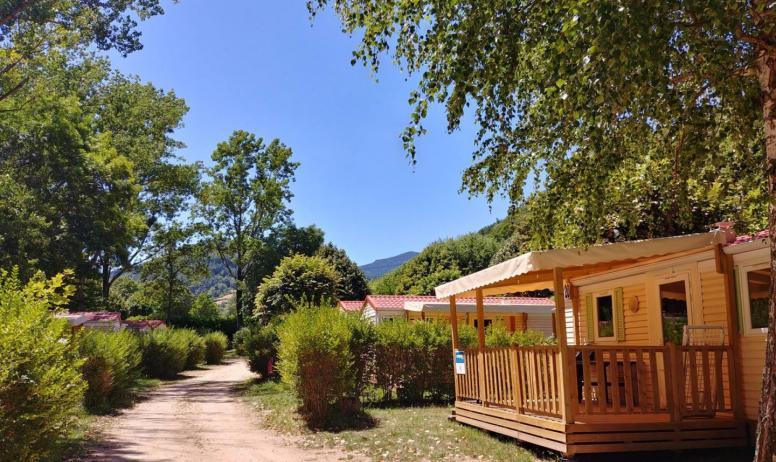 Camping Satillieu