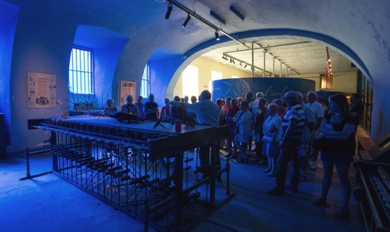 ©Simon BUGNON - 2019 - Chirols - Écomusée du moulinage - Visite de groupe 2