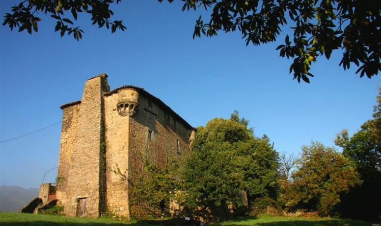 ©Château de Hautsegur - Château de Hautsegur