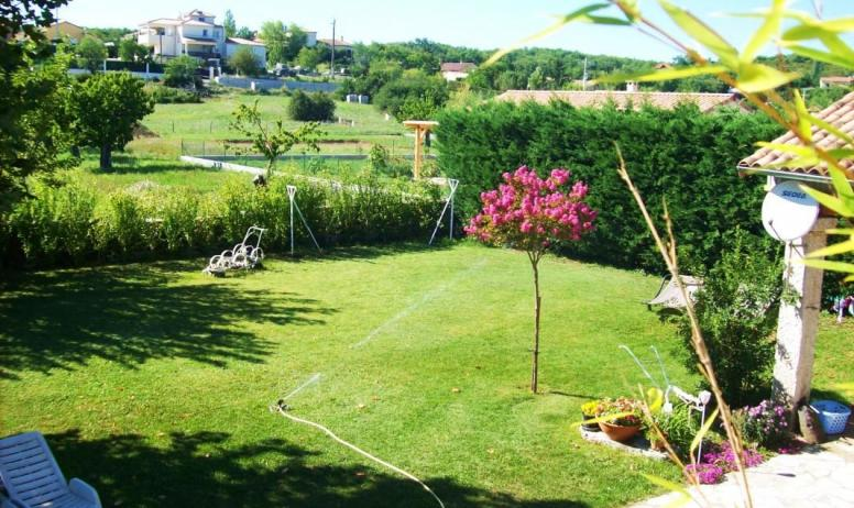 Gîtes de France - Jardin