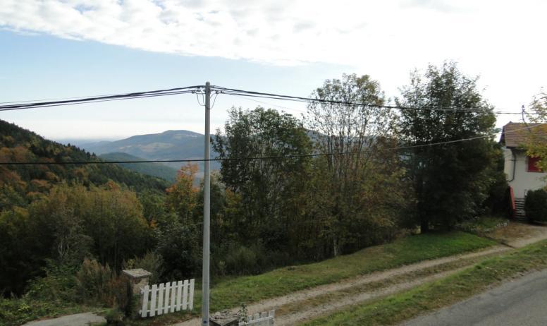 Mairie - abords - point de vue terrasse